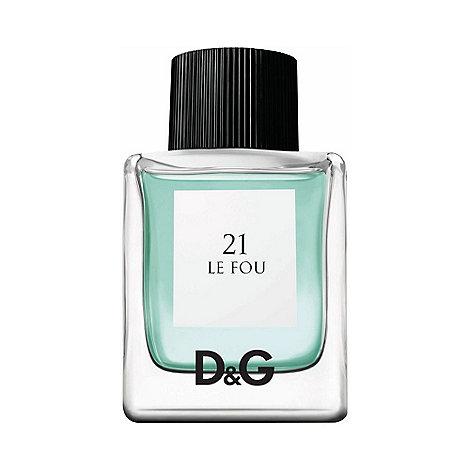 Dolce&Gabbana - +Le Fou 21+ eau de toilette