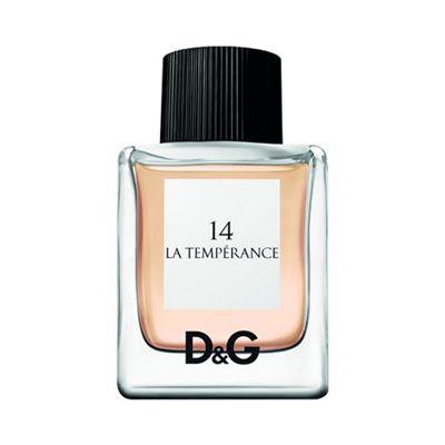 Dolce&Gabbana D&G 14 La Temperance 50ml Eau De Toilette