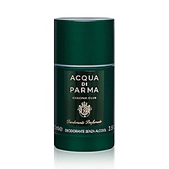 ACQUA DI PARMA - 'Colonia Club' stick deodorant 75ml