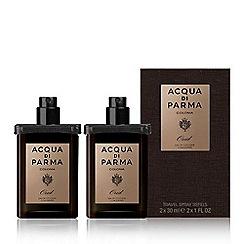 ACQUA DI PARMA - 'Colonia Oud' eau de cologne refills