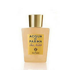 ACQUA DI PARMA - 'Iris Nobile' precious bath gel 200ml