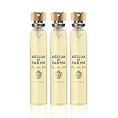ACQUA DI PARMA - 'Magnolia Nobile' leather purse eau de parfum refills