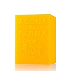 ACQUA DI PARMA - Yellow 'Colonia' scented cube candle