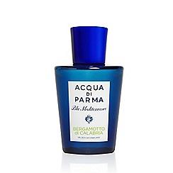 ACQUA DI PARMA - 'Bergamotto Di Calabria' intoxicating shower gel 200ml