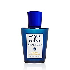 ACQUA DI PARMA - 'Cedro Di Taormina' invigorating shower gel 200ml
