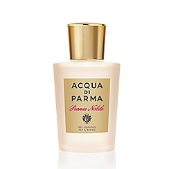 ACQUA DI PARMA - 'Peonia Nobile' luxurious bath gel 200ml