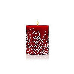 ACQUA DI PARMA - Limited edition 'Silver Gems' Christmas scented candle