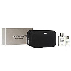 Giorgio Armani - Acqua Homme-Travel With Style