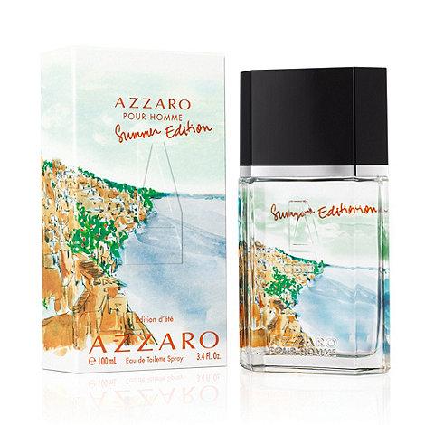 Azzaro - Pour Homme Travel Eau De Toilette 100ml