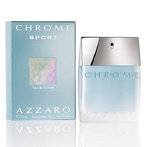 Azzaro - Chrome Sport Eau De Toilette 30ml