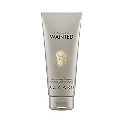 Azzaro - 'Wanted' hair and body shampoo