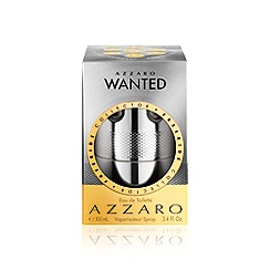 Azzaro - 'Wanted Freeride Collector' eau de toilette 100ml