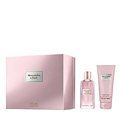 Abercrombie & Fitch - 'First Instinct' eau de parfum Christmas gift set