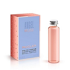 MUGLER - 'Angel Muse' eau de parfum eco refill bottle