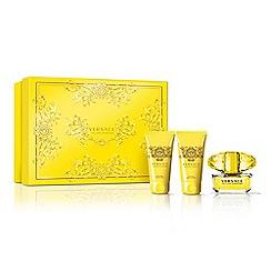 Versace - 'Yellow Diamond' eau de toilette 50ml Christmas gift set