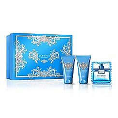 Versace - 'Man Eau Fraiche' eau de toilette 50ml Christmas gift set