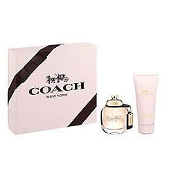 Coach - 'Coach' eau de parfum 50ml gift set
