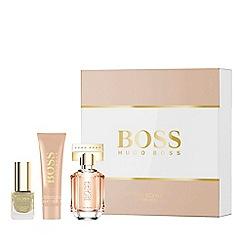 HUGO BOSS - 'BOSS The Scent For Her' eau de parfum gift set