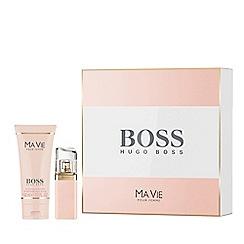 HUGO BOSS - 'BOSS Ma Vie' eau de parfum gift set