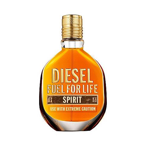 Diesel - Fuel For Life Spirit 50ml Eau De Toilette