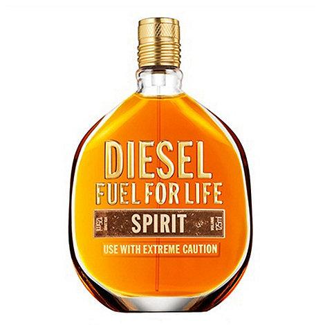 Diesel - Fuel For Life Spirit 125ml Eau De Toilette
