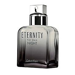 Calvin Klein - Eternity night for men 100ml