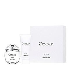 Calvin Klein - 'Obsessed' eau de parfum Christmas gift set