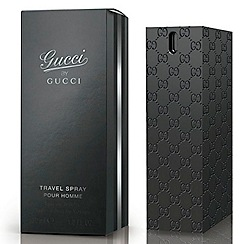 Gucci - by GUCCI Pour Homme 30ml travel spray
