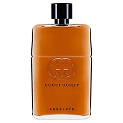 Gucci - Guilty Absolute Pour Homme' aftershave lotion 90 ml