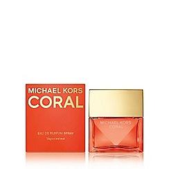 Michael Kors - 'Coral' eau de parfum spray