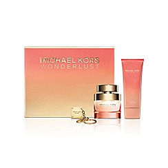 Michael Kors - 'Wonderlust' eau de parfum 50ml Christmas gift set