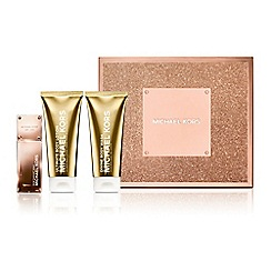 Michael Kors - 'Rose Radiant Gold' eau de parfum 50ml Christmas gift set