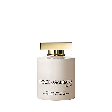 Dolce&Gabbana - +The One+ body lotion