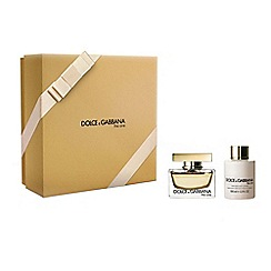 Dolce&Gabbana - The One EDP 50ml Christmas gift set worth  £79