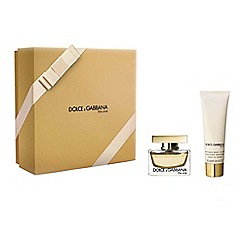 Dolce&Gabbana - The One EDP 30ml gift set  - worth £55