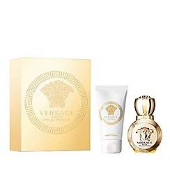 Versace - Eros Femme EDP 30ml gift set