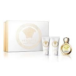Versace - 'Eros Pour Femme' eau de toilette 50ml Christmas gift set