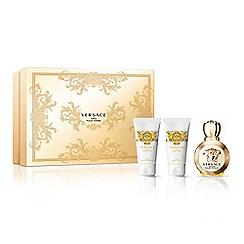 Versace - 'Eros Pour Femme' eau de parfum 50ml Christmas gift set