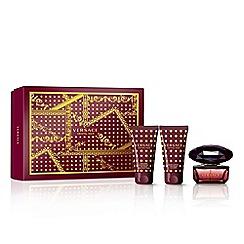 Versace - 'Crystal Noir' eau de toilette Christmas gift set