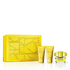 Versace - 'Yellow Diamond' eau de toilette Christmas gift set