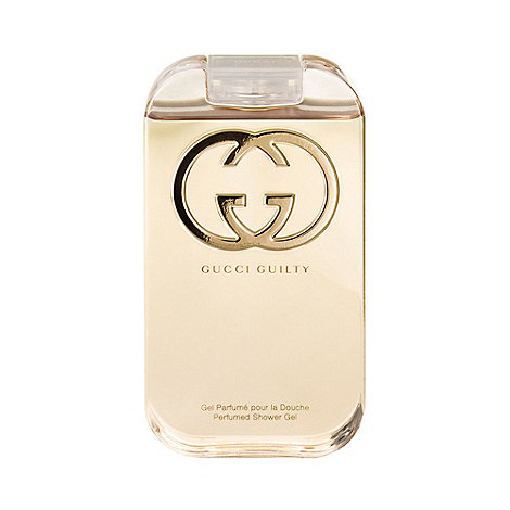GUCCI - +Guilty+ perfumed shower gel