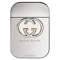 Gucci - 'Guilty Platinum Pour Femme' eau de toilette