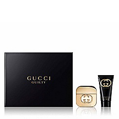 GUCCI - 'Guilty' eau de toilette 30mlgift set