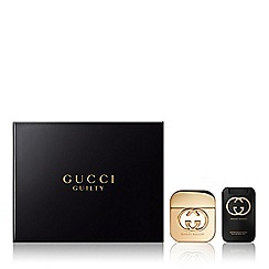 Gucci - 'Guilty' eau de toilette 50ml Christmas gift set