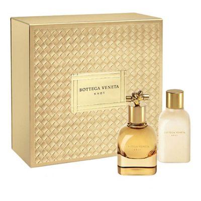 Bottega Veneta Knot Eau de Parfum Gift Set 50ml{GB:: - Worth £92.50-IE::}