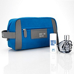 Diesel - Only The Brave Travel with Style Washbag