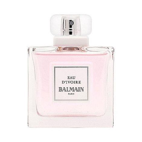 Balmain - Eau d+Ivoire Eau De Toilette 50ml