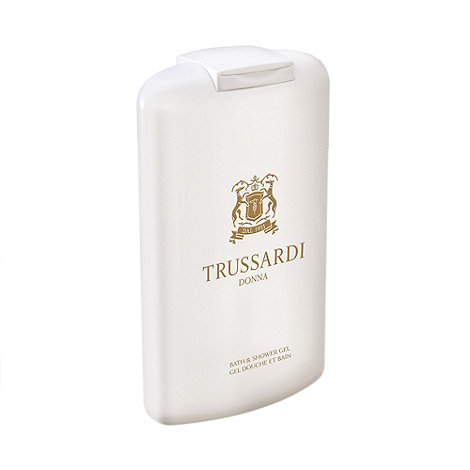 Trussardi - +Donna+ bath and shower gel