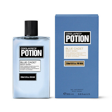 Dsquared - Potion Blue Cadet Body Wash 200ml