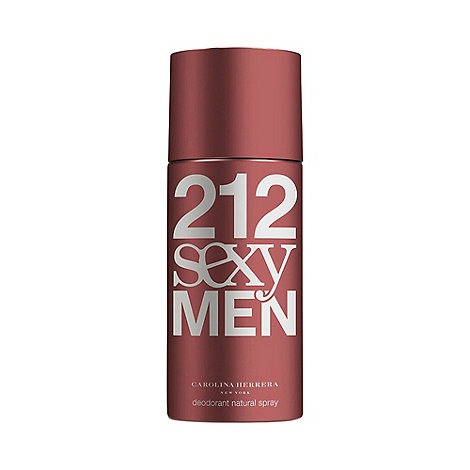 Carolina Herrera - +212 Sexy Men+ deodorant spray